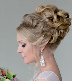 Incredibly Elegant Wedding Hairstyles – MODwedding - New Site Wedding Hairstyles For Long Hair, Wedding Hair And Makeup, Formal Hairstyles, Bride Hairstyles, Headband Hairstyles, Pretty Hairstyles, Bridal Hair, Elegant Hairstyles, Hairstyle Wedding