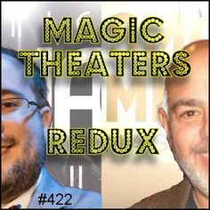 """John Sturk and Danny Archer talk about the new """"Chicago Magic Lounge"""" and the """"Smoke and Mirrors Magic Theater"""", respectively."""
