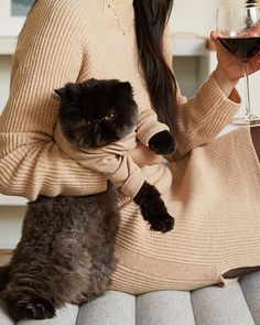 Persian Cat How does founder spend a cozy night in w/ her crew (including Check out our Story to find out. Latest Outfits, Cool Outfits, Fashion Outfits, Fluffy Animals, Fluffy Pets, Blue Apron, Warm Fuzzies, J Crew Men, Cute Dogs