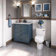 Small Bathroom Vanities, Upstairs Bathrooms, Single Bathroom Vanity, Downstairs Bathroom, Bathroom Design Small, Bathroom Interior Design, Small Full Bathroom, Small Bathroom Colors, Basement Bathroom Ideas