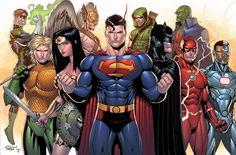 Batman v Superman Dawn of Justice HD desktop wallpaper High Dc Heroes, Comic Book Heroes, Comic Books Art, Comic Art, Book Art, Comic Superheroes, Bruce Timm, Arte Dc Comics, Fun Comics