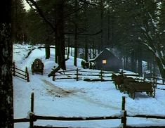 Bigwoods The Pilot - Little House on the Prairie - Wiki