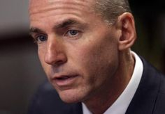 Boeing Co (BA.N) on Tuesday named Dennis Muilenburg as chief executive officer, effective July 1, succeeding Jim McNerney.