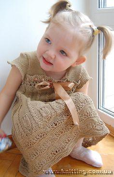 Ravelry: knitforsweet's Tulips dress