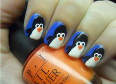 Penguin Nails.