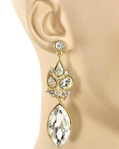 7e23a196c 45 Best Earrings We Love images in 2019 | Face earrings, Boucle d ...