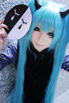 Vocaloid- Vocaloid: Hatsune Miku Cosplay