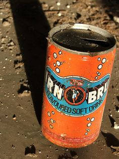 Irn Bru, best before 1987 by MeowMixed, via Flickr