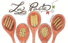 La pasta: Sus propiedades, tipos y usos en la cocina