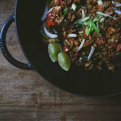 Thai Basil Fried Rice: Better Than Your Go-To Takeout Order on Food52