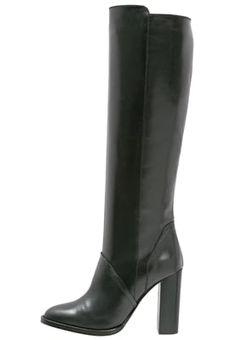 TALLIE - Stivali alti - black