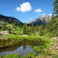 We have endless places to explore in our backyard in the Rocky Mountains of Southwest Colorado