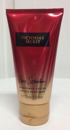 Victoria's Secret PURE SEDUCTION Fragrance Lotion 2.5 oz. 75 ml Women Travel  #VictoriasSecret