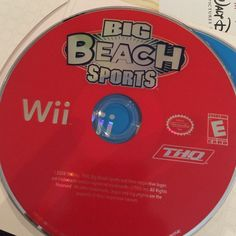 Beach sports for the wii Good condition Other