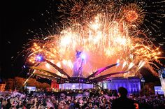 Stufish Architecture ~ BBC ~ The Queen's Diamond Jubilee Concert