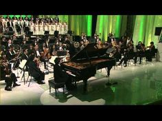 Beethoven's Choral Fantasy (Full Length) - KBS Symphony Orchestra & Piano & Chorus - YouTube