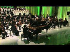 ▶ Beethoven's Choral Fantasy (Full Length) - KBS Symphony Orchestra & Piano & Chorus - YouTube