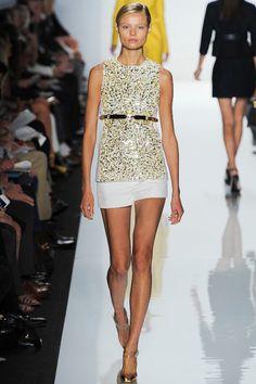 Michael Kors Spring 2013 <3 #JustFav #FashionWeek