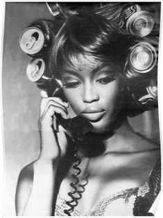 Ellen von unwerth, 1991 beleza negra, figurino, preto e branco, ideias de f Glam Photoshoot, Photoshoot Themes, Hip Hop Outfits, Spice Girls, Naomi Campbell 90s, Creative Photoshoot Ideas, Vintage Black Glamour, By Any Means Necessary, 90s Fashion Grunge