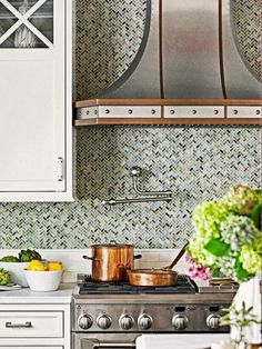 Mosaic-Tile-Kitchen-Backsplash-Ideas