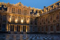 Palace of Versaille, France - While I was walking around the grounds I was reminded of the time that a 10 year old James(now my nephew ) asked me if I could break into Versaille, what would I steal.