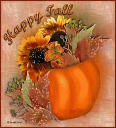 fall glitter graphics   ... Images for Orkut, Myspace, Facebook   OyeGraphics.com » Happy Fall