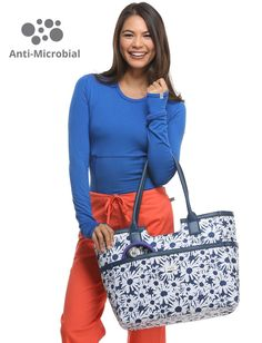 Code Happy Antimicrobial Care-Isma Carry All Bag