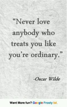 I fucking love Oscar Wilde quotes!!