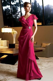 Brides: Jade by Jasmine : Style No. J3302 : Mother-of-the-Bride Dresses Gallery