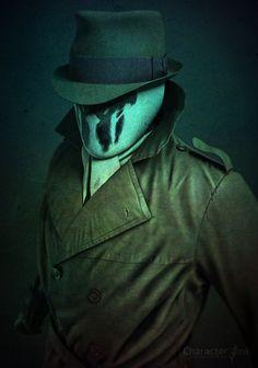 Rorschach Cosplay