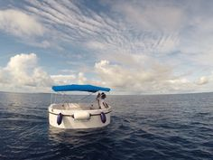 Ready to explore underwater sea life in compact semi-sub at Hideaway Beach Resort - Maldives #ttot