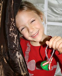 Indoor Game-Jingle and Seek...use bells to play a fun twist on hide and seek...great for home or school