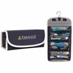 AP9004 - Fashion Roll-Up Cosmetic Case