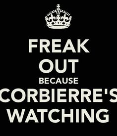 corbierre, one of the creepiest parts of house of anubis.....