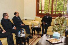Malian delegation