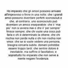 anke ciò ke non volevo. Love Story Quotes, Bff Quotes, Tumblr Quotes, Words Quotes, Motivational Quotes, Inspirational Quotes, Italian Phrases, Italian Quotes, Quotes That Describe Me