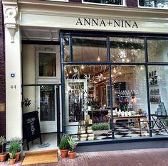 ANNA + NINA Kloveniersburgwal 44 (2e vestiging) Amsterdam