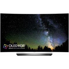 LG OLED55C6V un Smart TV curbat cu design ultra-odern, sunet exceptional si un ecran de calitate superioara. Acces foarte rapid la Live TV si la aplicatiile Smart cu ajutorul retelei integrate Wi-Fi si a noului sistem de operare webOS 3.0.