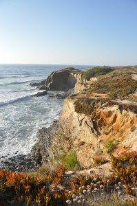 Costa Vicentina, a coast of beaches and cliffs - via ternblog 25.08.2014 | Costa Vicentina has more than 100 kms of beautiful coastal cliffs, from Porto Covo (Alentejo) till Burgau (Algarve) #Alentejo #Portugal Photo: Almograve