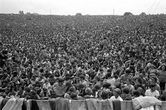 Place I would have liked to EXPERIENCE...Woodstock
