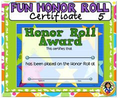 b honor roll certificate template - best volunteer certificate templates download certificate