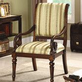 Colum Cotton Arm Chair - Found it at Wayfair $265.59