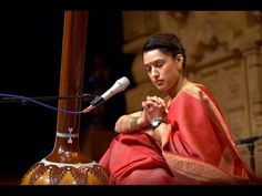 Darbar Festival 2006: Nina Burmi sings Thumri - YouTube