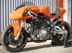 Brendan's Ducati 900SS - via Bikeshed.cc