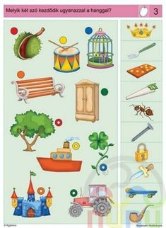 English Activities, Brain Activities, Toddler Activities, Picture Comprehension, Sequencing Cards, File Folder Activities, Therapy Tools, Create Words, Toddler Learning