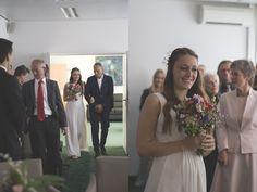 Wundervolle standesamtliche Hochzeit in Langenfeld, Hochzeitsfotografie, Bride, Weddingborquet, baby, modern, long dreass,