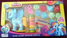 ของเล่นเด็กแป้งโดว์ ม้า Pony ~ 499.00 บาท >>