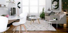 Scandinavian living in Sydney by BoConcept Decor, Furniture, Interior, Living Dining Room, Home Decor, Open Living Room, Interior Design, Interior Deco, Furniture Design