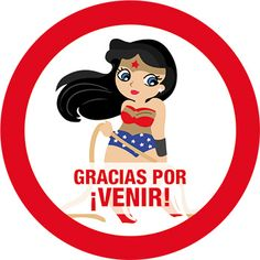 Wonder Woman Party, Baby Shower, Superhero, Rapunzel, Sticker, Printables, Halloween, You Are Awesome, Happy Brithday