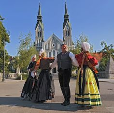 Slovenian national costumes